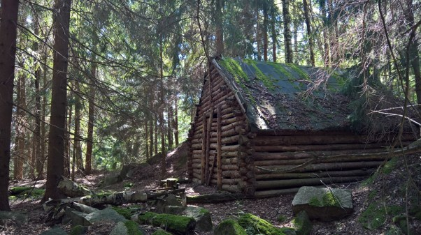 Cabin at the foot of Jahodník