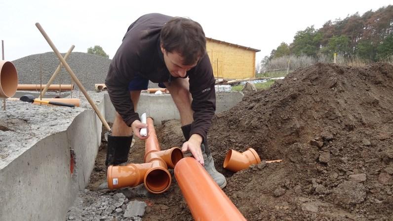Spojování potrubí