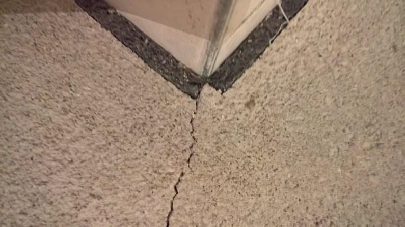 Rozpínání betonu