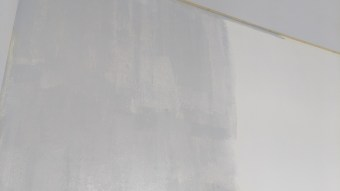 Nanesení podkladní latexové barvy
