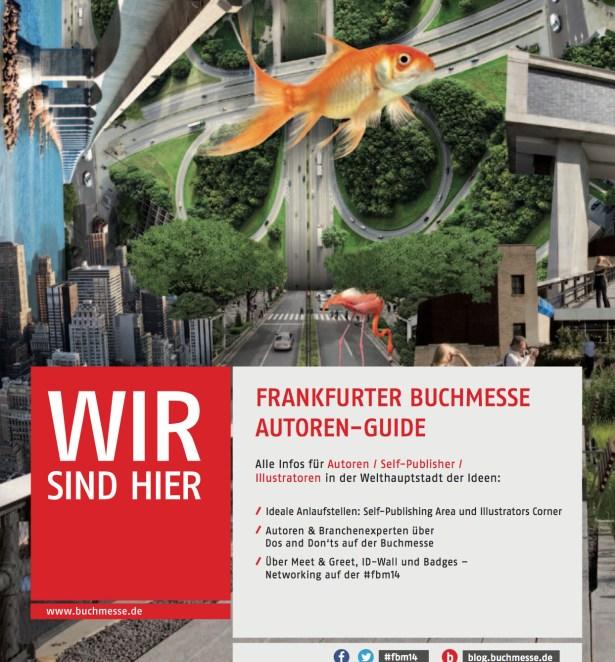 Der Autorenguide der Frankfurter Buchmesse