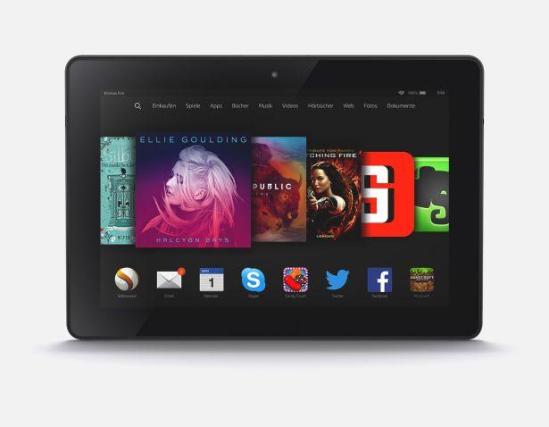 Das neue Kindle Fire HDX