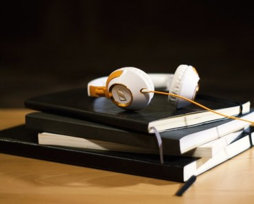 Headphones on Notebooks
