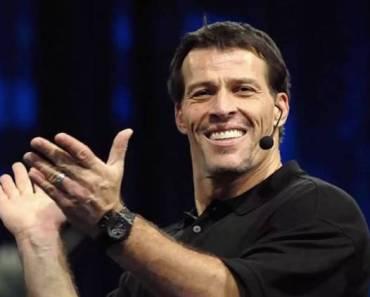 Tony Robbins header