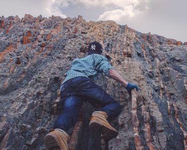 No task or mountain is insurmountable