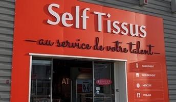 magasins tissus et mercerie self tissus