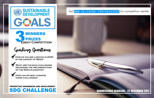 african book club essay writing competition lesotho