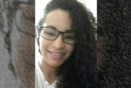 Brenda Lima, Aluna do Gauss - Centro de Estudos.