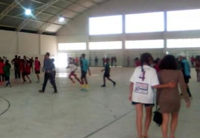 Jogos municipais integram amigos e estudantes de escolas da Chapada Diamantina
