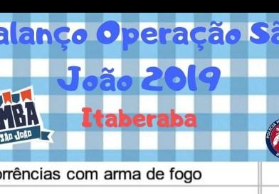 11° BPM divulga balanço dos festejos juninos em Itaberaba – Ba