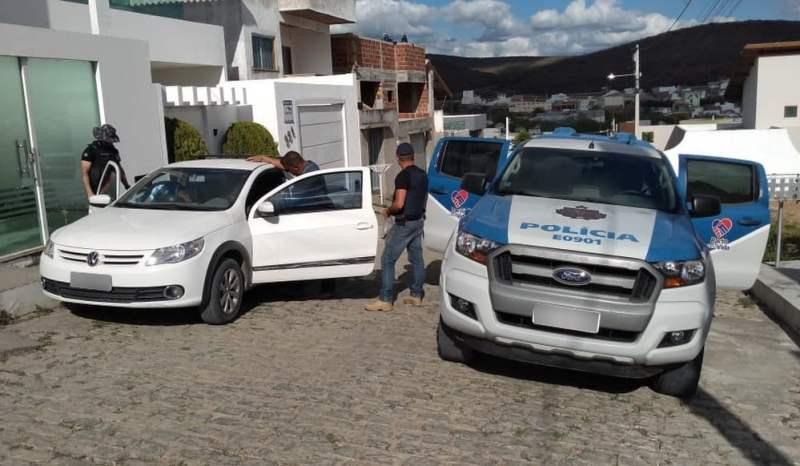 Operação foi realizada de terça (15) a sexta-feira (18) — Foto: Divulgação/Delegacia de Jequié