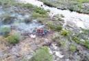 Incêndio que atingia a Chapada Diamantina é controlado