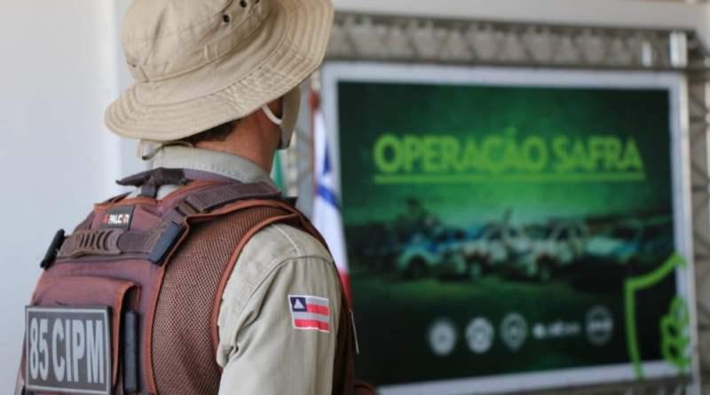 SSP lança Operação Safra nesta quinta (23), em Barreiras, contra crimes em áreas agrícolas do oeste baiano