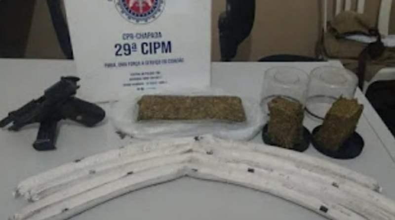 Ex-integrante do Baralho do Crime é localizado com explosivos na Chapada Diamantina