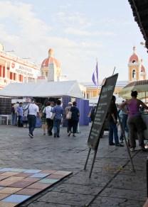 Poesiefestival in Granada, Nicaragua