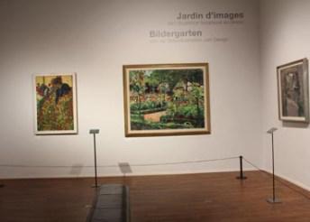 Ausstellungssaal im Haus Schwab