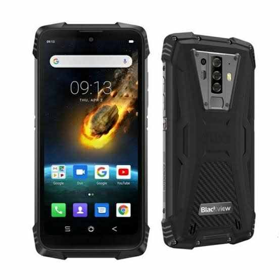 Blackview BV6900: Specification, Price and Review