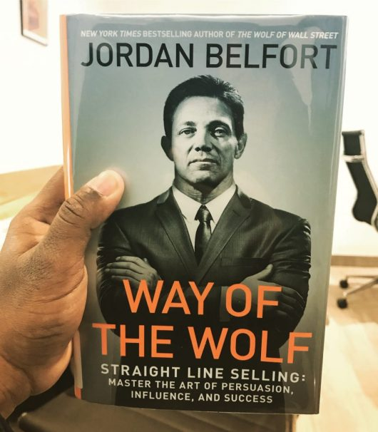 The Way of the Wolf - Book Review