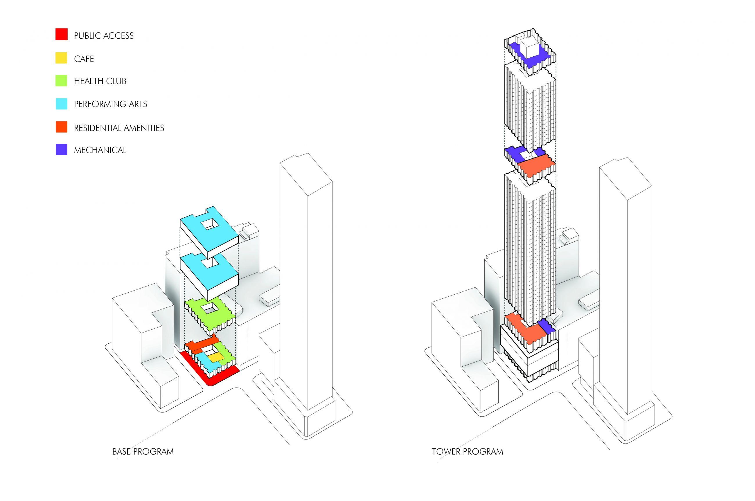 Lower Manhattan Tower
