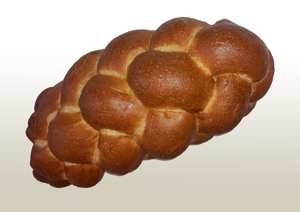 Photo of Butterzoph Bread from Bernhard's Bakery