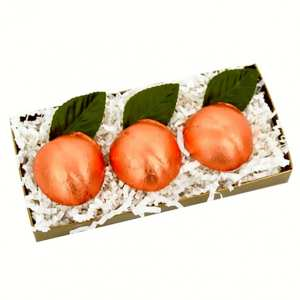 Photo of Chocolate-Shaped Peaches