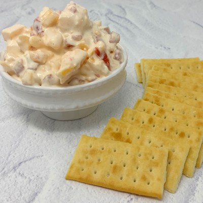 Georgia Pimento Cheese Recipe