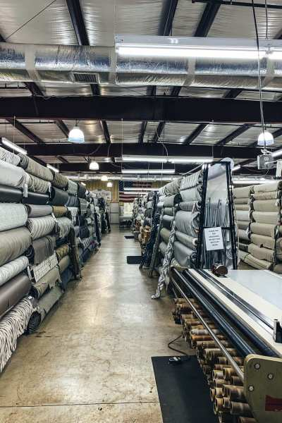 Where to buy upholstery fabric in Marietta