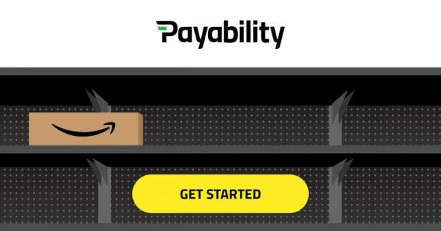 payability amazon s'inscrire