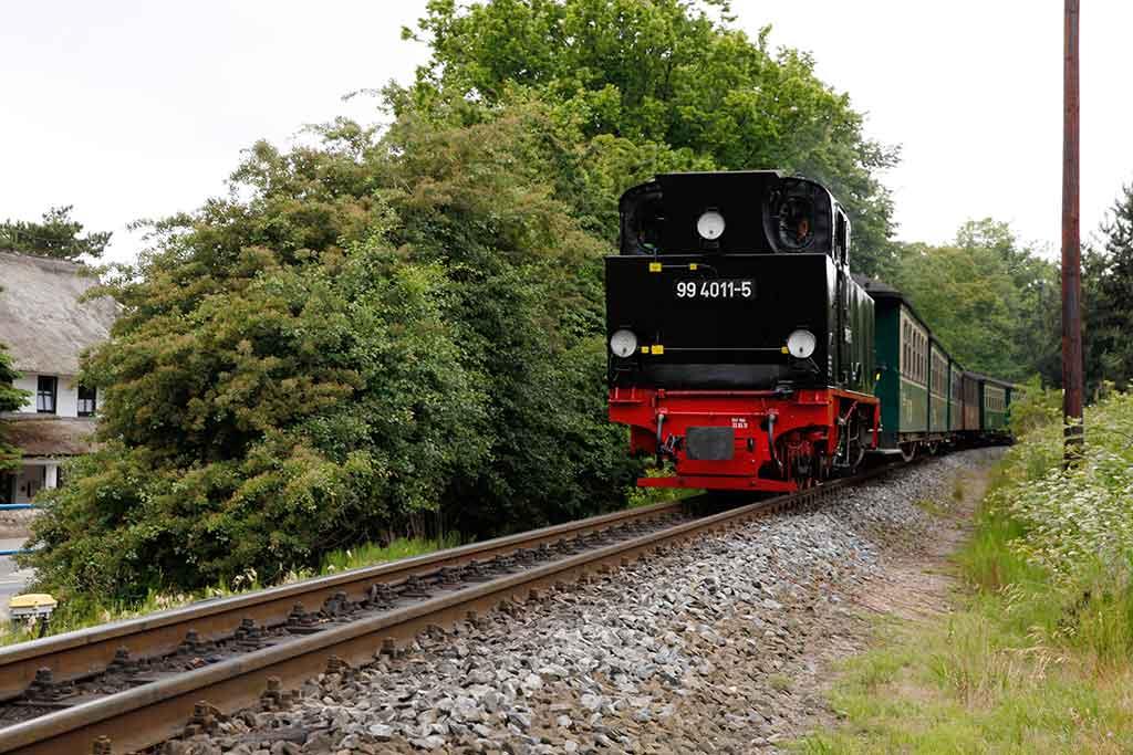 Der Rasende Roland, Rügens Schmalspurbahn