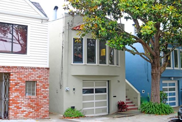 SOLD - 76 Lippard Avenue San Francisco 94131