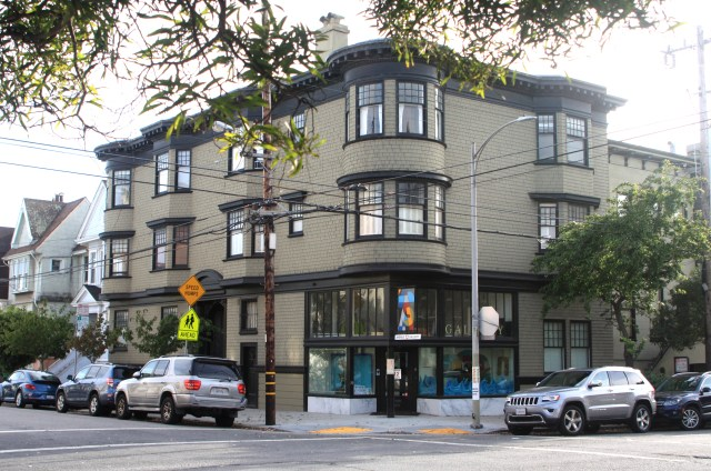 103 12th Avenue San Francisco, CA 94118