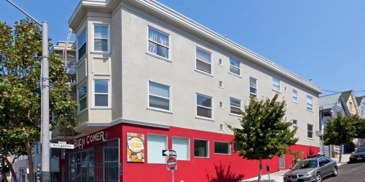 SOLD 3431 Mission St. #2 San Francisco, CA 94110