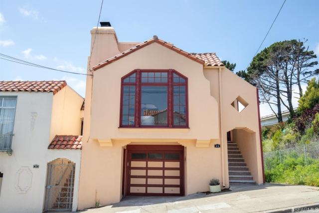 60 Lamartine Street San Francisco CA 94112