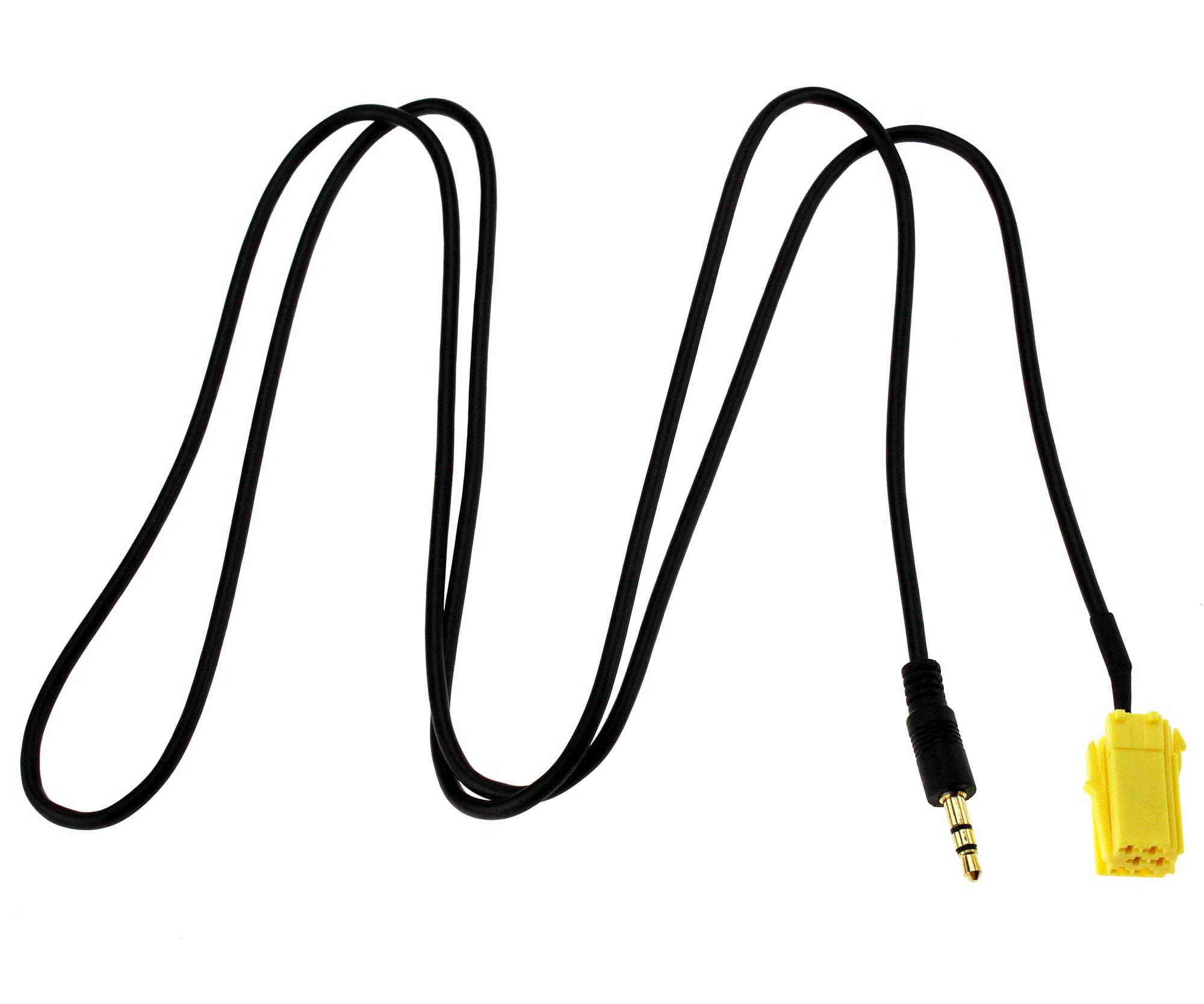 3 5mm Jack Aux In Gold Plated Input Adapter Cable For