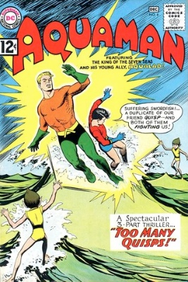 Image result for early aquaman