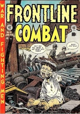 Image result for ec comics war stories
