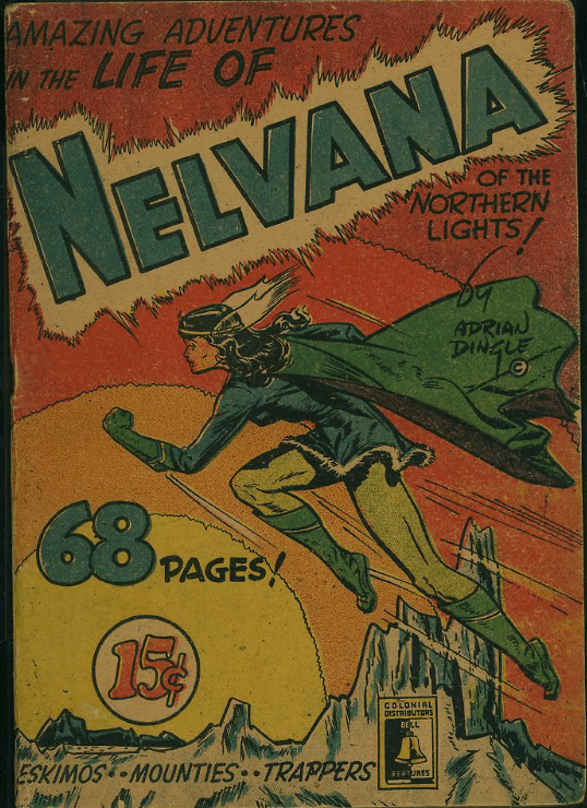 Nelvana Northern Lights