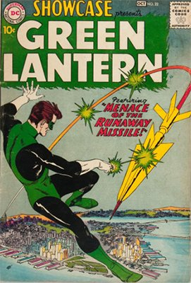 Image result for silver age of comics hal jordan