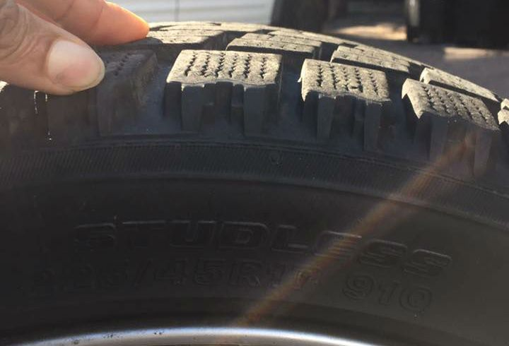 Snow Tires 3