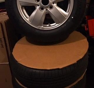 Mini Cooper Tires for Sale