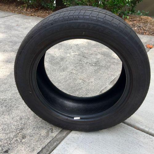 Dunlop Grandtrek 255 50 19 (1)