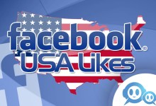 give 400 USA Real facebook likes for $5