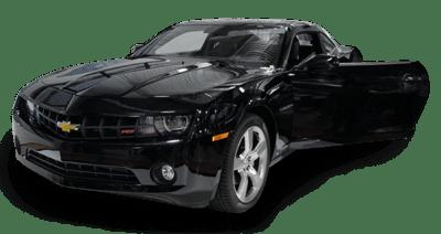 Black Chevrolet Car