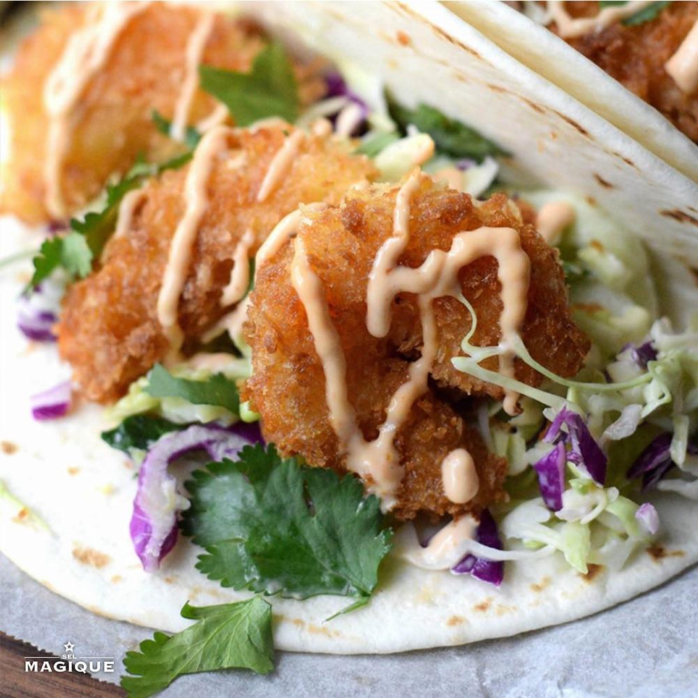 Baja California Fish Tacos