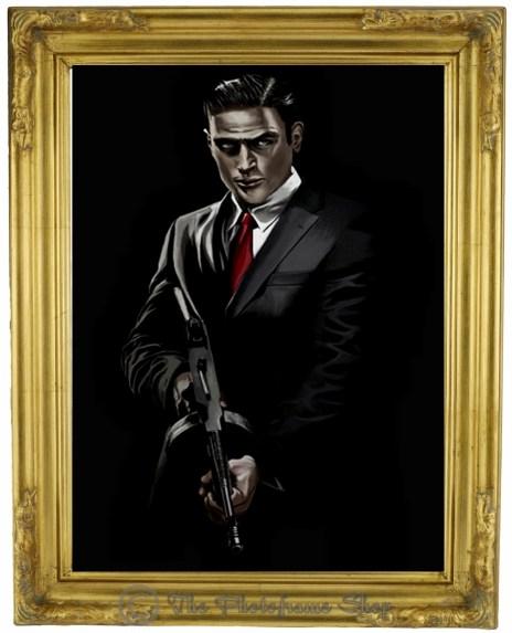 mafia frame