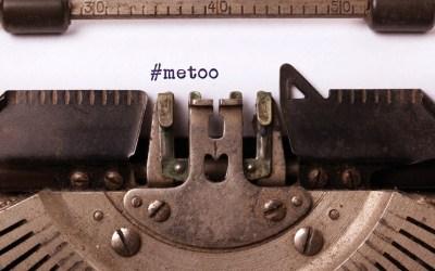 "November 30, 2018:  ""Sexual Harassment in the #MeToo Era"""