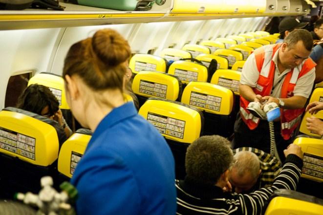 Muerte en Ryanair, una historia de horror