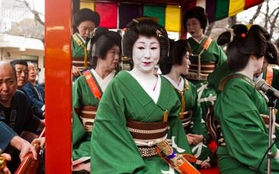 Kinryu-no-Mai y el Templo de Sensoji en Asakusa Fiestas tradicionales de Tokyo