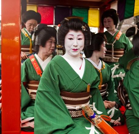Kinryu-no-Mai y el Templo de Sensoji en Asakusa