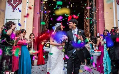 Toño y Carmela, enamorados de la vida Reportaje de Bodas